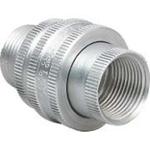 "Hubbell-Killark GUM-1 Union, Male/Female, 1/2"", Explosionproof, Aluminum"