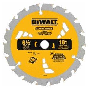 """DEWALT DW3184 8-1/4"""" Circular Saw Blade"""