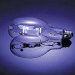 Venture Lighting MH175W/U/MED Metal Halide Lamp, ED17, 175W, Clear