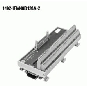 Allen-Bradley 1492-IFM40D120A-2 Interface Module, Digital, 40 Point, 120VAC, LED Indicator