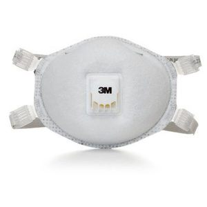 3M 8214-EA N95 Particulate Respirator With Faceseal