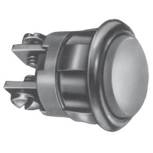 Edwards 620 Pushbutton, Industrial, Non-Illuminated, Momentary Contacts: N.O.
