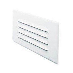Juno Lighting 840-WH Step Light Trim, Indoor, White