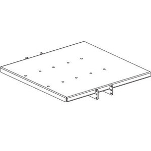 "Panduit NFSHLF19X25 NetFrame Shelf 19""x25"" (483mm x 635mm)"