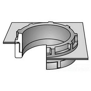 "OZ Gedney ABB-400 Conduit Bushing, Insulating, 4"", Threaded, Thermoplastic"