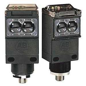 Allen-Bradley 42GRP-9072 Sensor, Photoelectric, Diffuse, 70 - 264V AC/DC