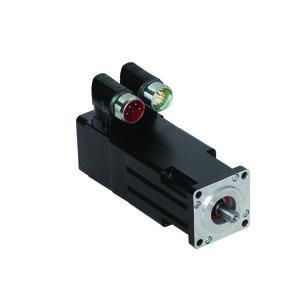 Allen-Bradley MPL-B230P-VJ72AA Servo Motor, Rotary, 460V, 75mm Frame, 5000 RPM, Low Inertia