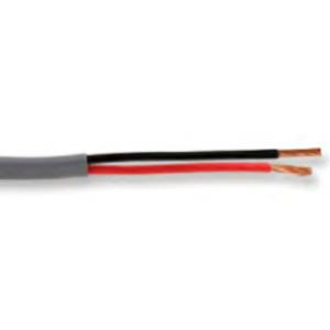 Superior Essex 2F-A32-31 Security Control Cable, 22/4, Non-Shielded Riser, Gray, 1000' Spool
