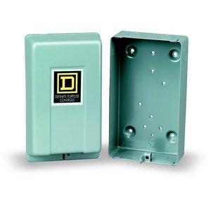 Square D 9991DPG2 CONTACTOR ENCLOSURE