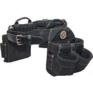 Rack-A-Tiers 43243 9 Pocket Bag/Belt Combo - Size: Large