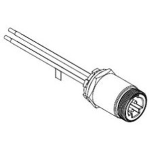 Woodhead 32680 Qc 4p Mr 12in. 12/1 Pvc Lds