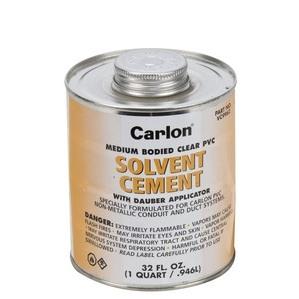 Carlon VC9962 Cl Vc9962 Standard Clear Cement - Q