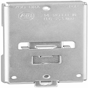 Allen-Bradley 700-DRA Mounting Bracket, DIN Rail Adapter, for 700-P, 700DC-P Relays