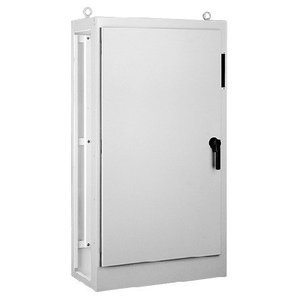 Hoffman AMOD847718FTCLP Modular Enclosure For Flange-Mount Disconnect, NEMA 12, 2-Door