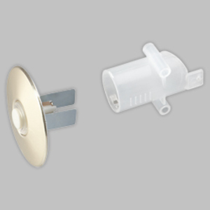 Nutone PB41APB41LA Wiring Sleeve For Push Button Door Chime, Non-Metallic