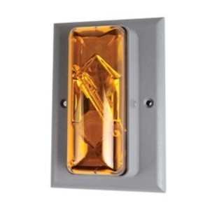 Edwards 89STRA-N5 STROBE FLUSH AMBER