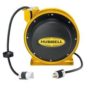 Hubbell-Kellems HBL45123C Cord Reel W/HBL5269C, 45' 12/3