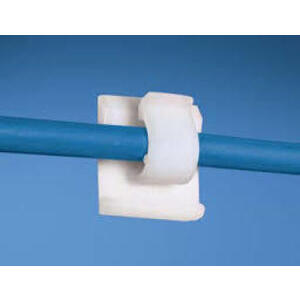 """Panduit PAM100NY-A-C Cable Tie Mount, Adh., 1.00"""" (25.4mm), W"""