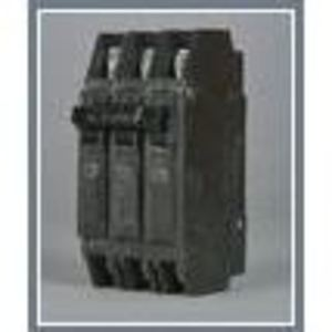 GE THQC32025WL Breaker, 25A, 3P, 240V, Q-Line Series, 10 kAIC, Lug In/Lug Out