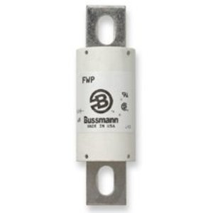 Eaton/Bussmann Series FWP-100B Fuse, 100A North American Style Stud Mount High Speed, 700VAC