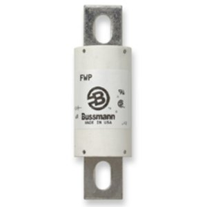 Eaton/Bussmann Series FWP-50B Fuse, 50A North American Style Stud Mount High Speed, 700VAC