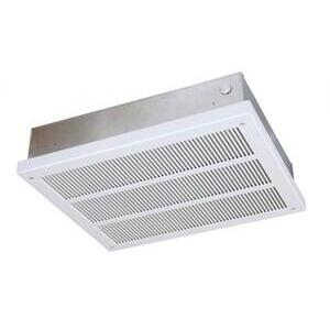 Berko QFF4007 Ceiling-Mounted Fan-Forced Heater, 277V/240V