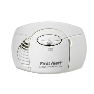 BRK-First Alert CO400B Carbon Monoxide Alarms, 9V Battery Powered