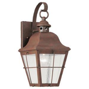 Sea Gull 8462-44 Outdoor Wall Lantern One Light