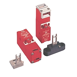 Allen-Bradley 440K-E33029 Safety Switch, Tongue, Elf, Flat, Actuator, 1 NC Safety Contact