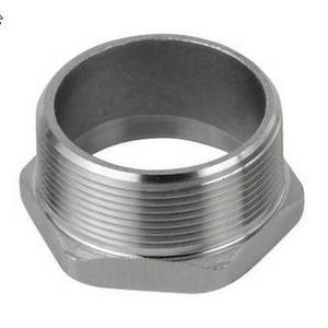 """Calbrite S60700CH00 Stainless Steel Chase Nipple, Type: 316SS, Size: 3/4"""""""