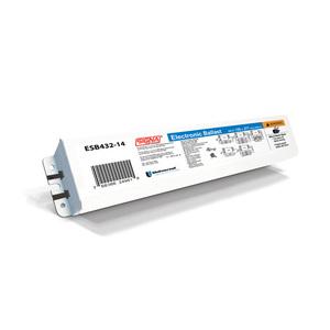 Universal Lighting Technologies USB-1024-14 Magnetic Sign Ballast, 1-4 Lamp, T12HO, 120V