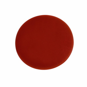 Eaton M22-XDP-R-ETCH Red Etched Button Plate For Mushroom