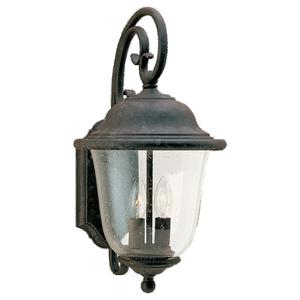 Sea Gull 8460-46 Outdoor Wall Lantern Two Light