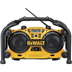 DEWALT DC011 Heavy-duty Worksite Radio/charger