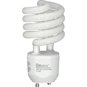 Progress Lighting MLS26GUWW 26-watt Compact Fluorescent lamp