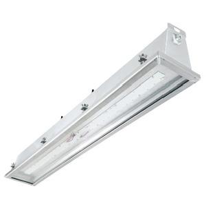Rig-A-Lite RFNK628004U Linear LED Hazardous Fixture, 4', 74W, 120-277V