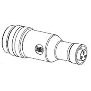 Woodhead 1C4030-001 QC 4P TO MINI 4P