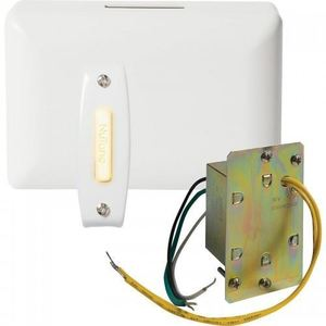 Nutone BK140LWH Door Chime Kit with Junction Box and Transformer