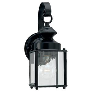 Sea Gull 8456-12 Outdoor Wall Lantern One Light
