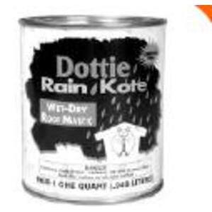 Dottie RKM4 Roof Mastic - 1 Gallon Jug