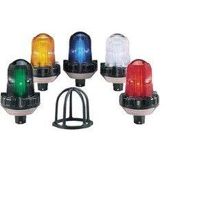 Federal Signal 151XST-120R Hazardous Location Strobe Warning Light, 120V AC, Red