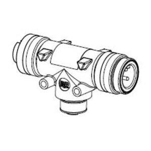 Woodhead TC40140-200 Qc 4p Tee W/4p Mc Drop #14 Sk