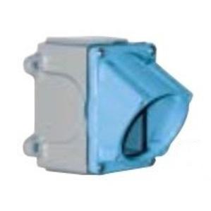 Meltric 61-6A053-080-1 Dsn60 Angle/box