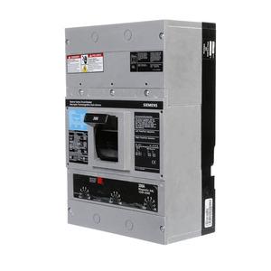 Siemens JXD63B300 Breaker, Molded Case, 300A, 600VAC, 3P, 25 kAIC