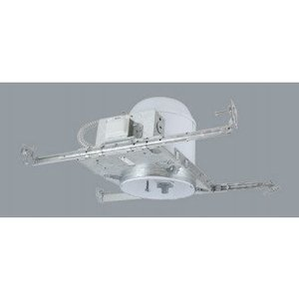 "Elite Lighting B6PL-26/32/42W-E-MVOLT 6"" Housing, Non-IC, Compact, White"