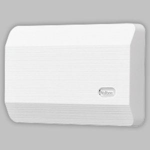 Nutone LA11WH Chime, White, Without Transformer, 2 Note