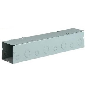 """Hubbell-Wiegmann C0404 Wireway Connector, Type 12 Lay-In, 4"""" x 4"""""""