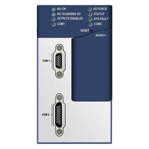 GE IC695NKT002 Ethernet Interface Kit, PACSystem RX3i, 1 NIU001, 2 ETM001