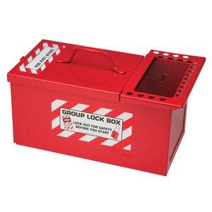 Brady 105716 BRA 105716 COMBO LOCK BOX