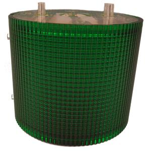 Federal Signal LSL-120G Incandescent Indicator Light, Green